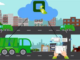 מיטאפ מספר שלוש - כיצד מייעלים ערים באמצעות אנליזה, של פינוי האשפה.