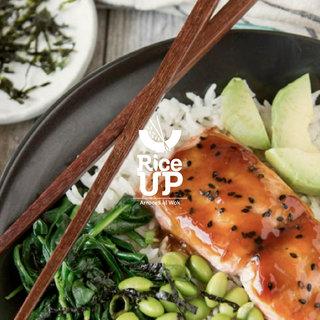 Aplicación de logotipo // Rice Up