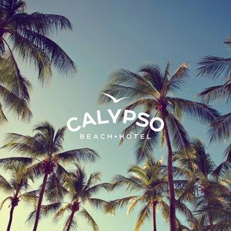Aplicación de logotipo // Hotel Calypso