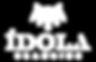 Logo blanco Idola Branding
