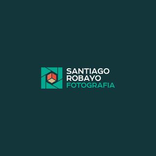 Logotipo // Santiago Robayo Fotografía