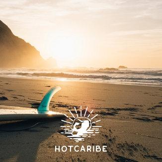 Aplicación de logotipo // Hot Caribe