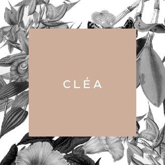 Aplicación de logotipo // Cléa