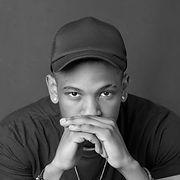 Homme DJ Chapeau noir