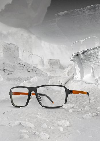 Luxury Eyewear Forum LEF Vision Expo 3D printed Eyeglasses and patented spiral hinge nxt trivex frame from Denmark