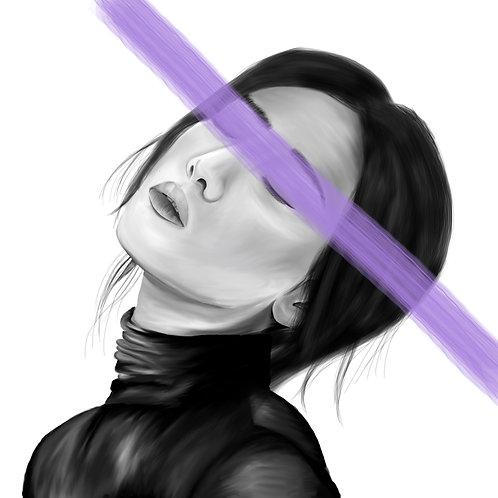 Yes, All Women - Purple