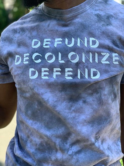 Defund • Decolonize • Defend