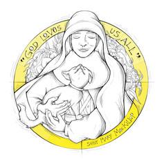 God Loves Us All - St Mary MacKillop 2