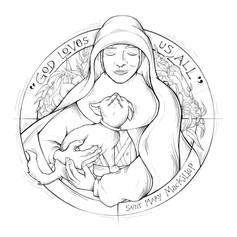 God Loves Us All - St Mary MacKillop 1