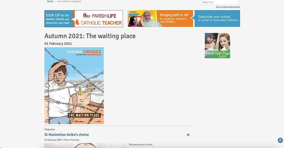 The Waiting Place - Screenshot