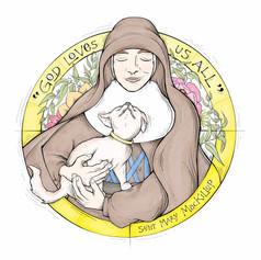 God Loves Us All - St Mary MacKillop 3