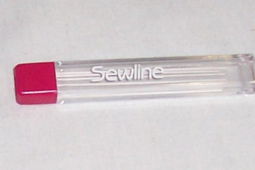 Sewline Mechanical Fabric Pencil White Lead Refill 6 Count