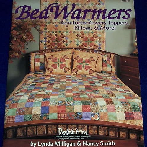 Bed Warmers - Comforter Covers, Toppers, Pillows & More!