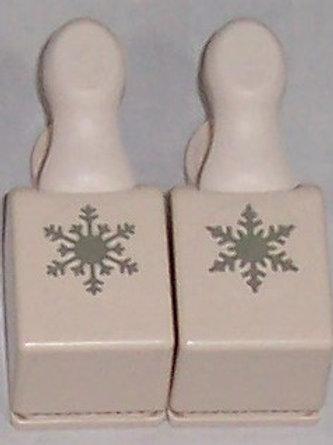 EK Success Martha Stewart Crafts Paper Punch Two Snowflake
