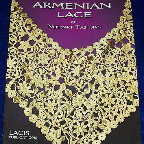 Armenian Lace Nouvart Tashjian