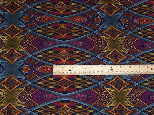 Benartex Luminosity Paula Nadelstern Style 870 2-3/8 yards