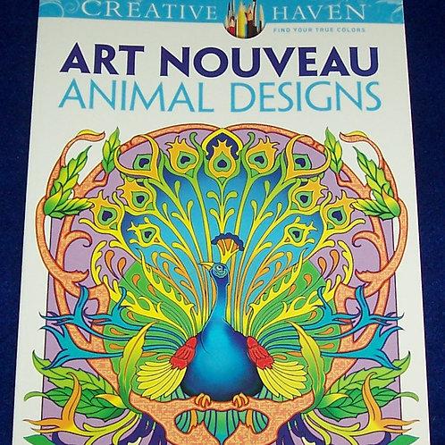 Animal Designs Book