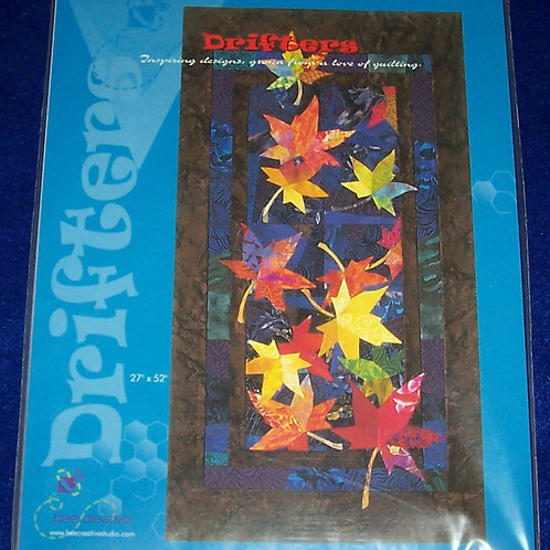 """Drifters Bee Nancy Creative Pattern 27""""X52"""""""