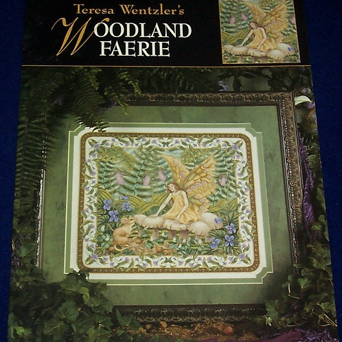 Cross Stitch Pattern Teresa Wentzler Woodland Faerie Stitch Chart