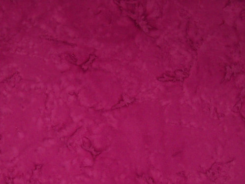 Batik Mottled Light Ruby EOB Fabric