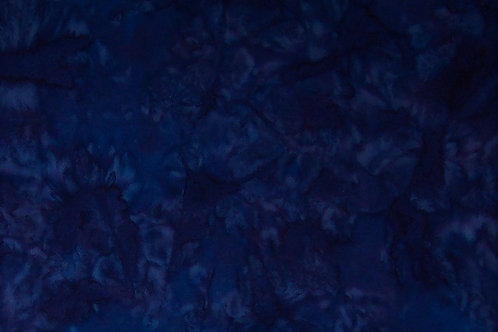 Batik Dark Blue with Purple 1 Yard Fabric