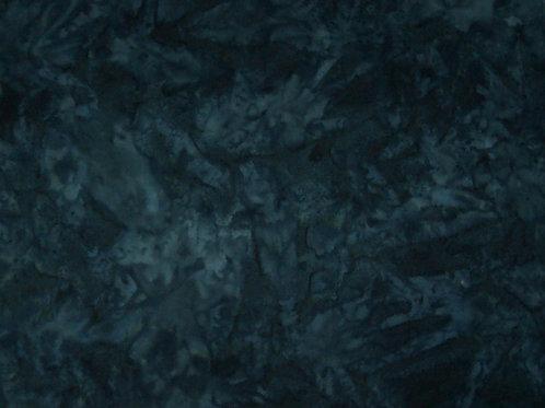 Batik  Blue/Green Fabric - Picture makes it look Darker