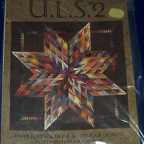 """U.L.S. 2 Karen Stone Pattern 69""""X69"""""""