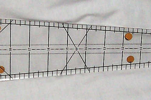 Marilyn Doheny's  9 Degree Circle Wedge Ruler