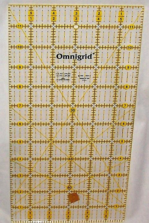 """Omnigrid 6"""" X 12"""" Ruler"""