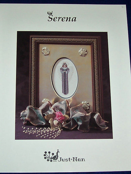 Cross Stitch Pattern Just Nan Serena