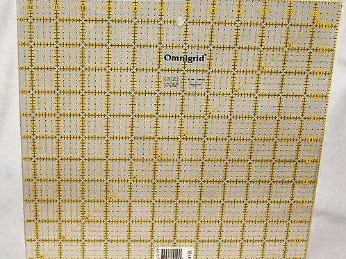"""Omnigrid 12-1/2"""" Square Quilting Ruler"""