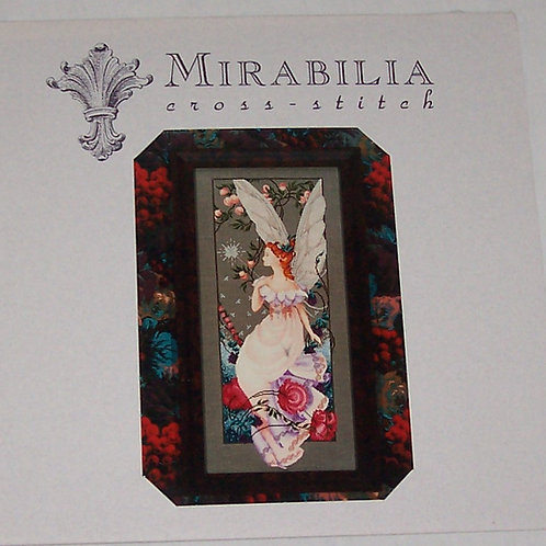 Fairy Flora Mirabilia Designs Cross Stitch Pattern