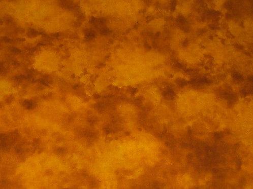 Patrick Lose Marble Orange Brown Fabric