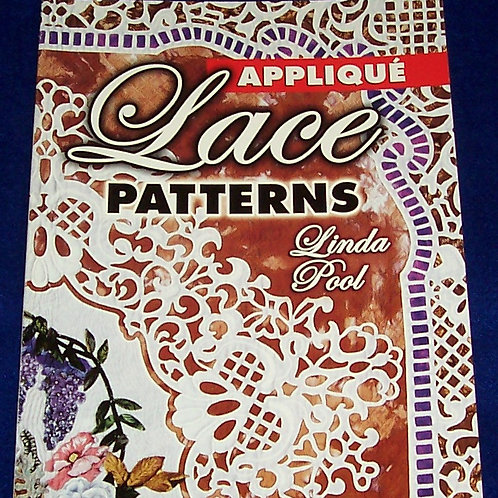 Applique Lace Patterns  Linda Pool