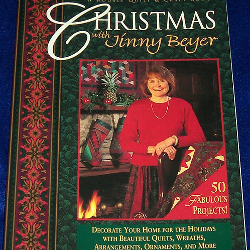Christmas with Jinny Beyer