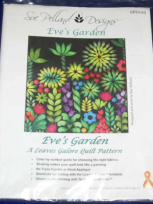 Eve's Garden Sue Pelland Pattern