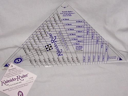 "Marti Michell Kaleido-Ruler Large 6"" to 16"" Block Sizes"