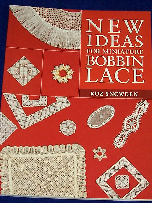 New Ideas for Miniature Bobbin Lace