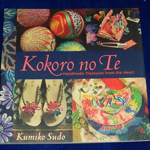 Kokoro no Te Handmade Treasures from the Heart Book Kumiko Sudo