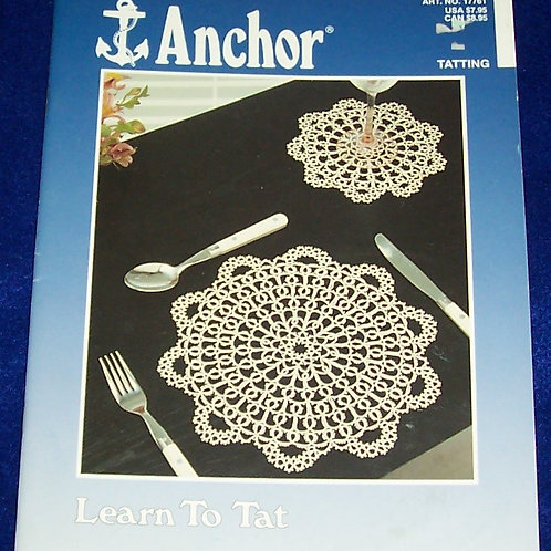 Anchor Learn to Tat Book