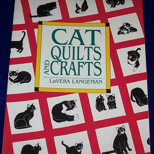 Cat Quilts and Crafts LaVera Langeman