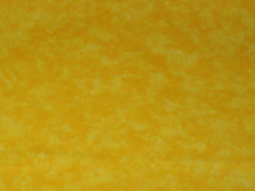 Moda Marbles Patrick Lose Bright Yellow Two -1 Yard Pieces Fabric