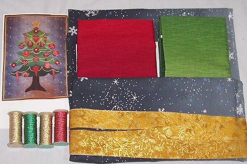 Have A Haut-e Holiday Pattern and Fabric Kit Grace Wilson for Maywood Studio