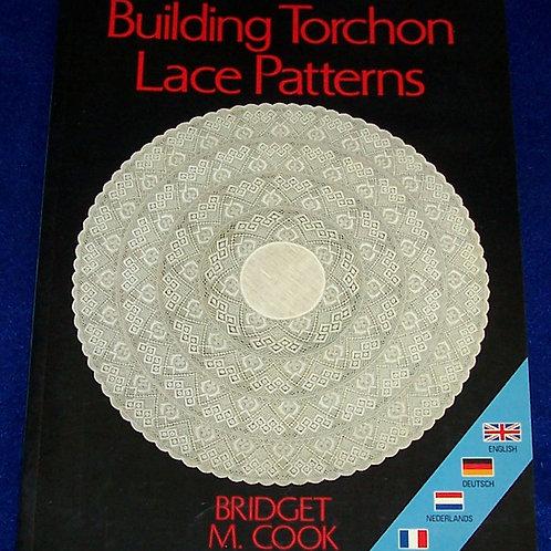 Building Torchon Lace Patterns Bridget M Cook