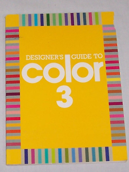 Designer's Guide to Color 3 Jeanne Allen Book