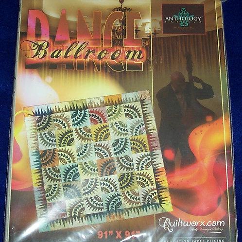 "Ballroom Dance Judy Niemeyer Pattern 91""X91"""