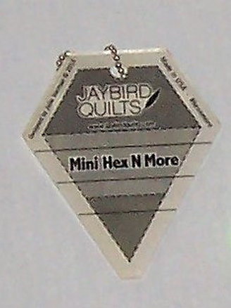 Jaybird Quilts Mini Hex N More
