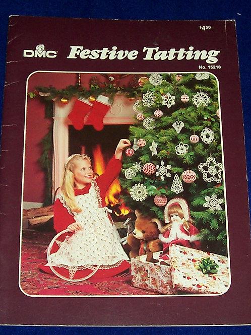 DMC Festive Tatting No. 15218