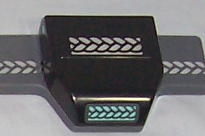 EK Success Tools Slim Edge Border Paper Punch Decorative Braid Laurel Leaf