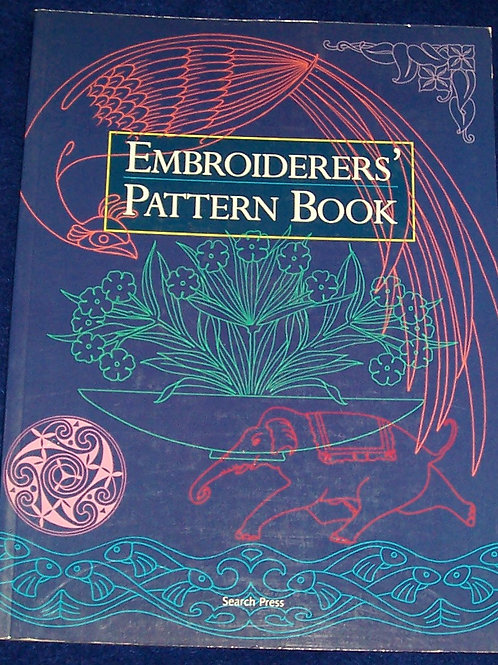 Embroiderers' Pattern Book Search Press